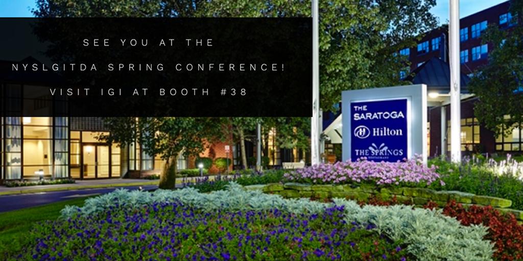 Infinite Group Inc. Announces Sponsorship of NYSLGITDA Spring Conference