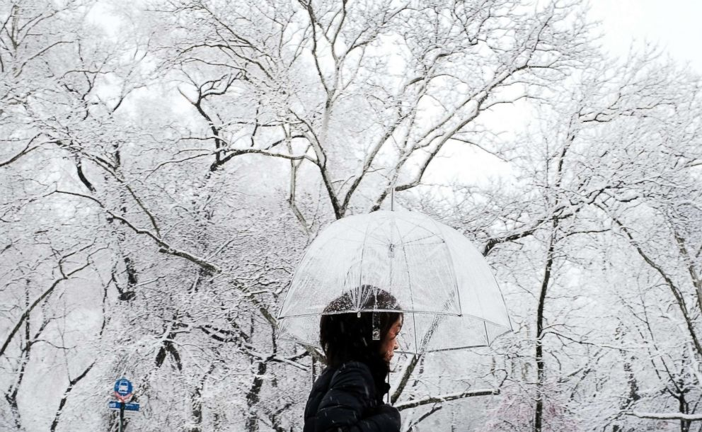 Bad Surprises: Snow in April and Security Breaches
